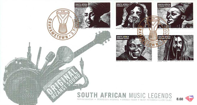 Singing the praises of South African popular-music legends