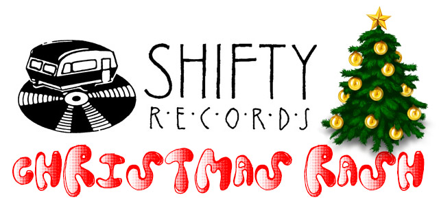 Shifty Christmas Rash – Free Album Downloads